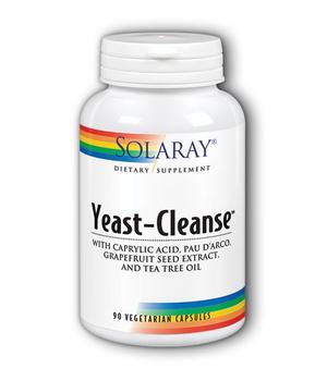 yeast cleanse kapsule za čišćene organizma od gljivica