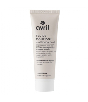 avril matirajući fluid - krema za mješovitu i masnu kožu