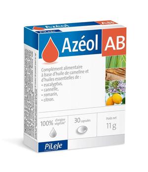 azeol AB oleokapsule kod virusnih infekcija - PiLeJe
