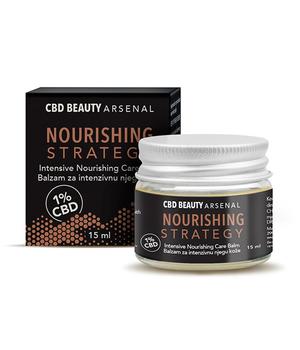 cbd beauty arsenal balzam za intenzivnu njegu kože