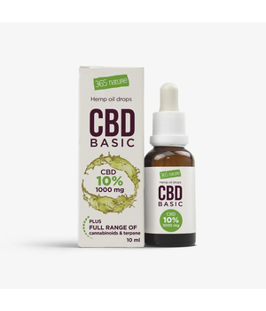 CBD ulje 10% 365 nature