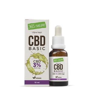 CBD ulje 3% 365 nature
