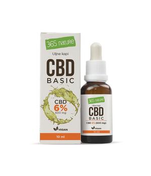 CBD ulje 6% 365 nature