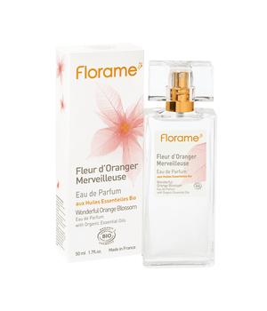 eau de parfum orange blossom florame