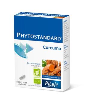phytostandard kurkuma kapsule