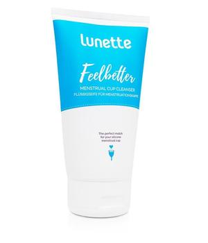 lunette feelbetter tekuće sredstvo za čišćenje menstrualne čašice