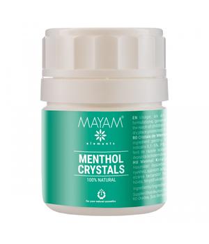 mentol kristali