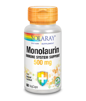 monolaurin kapsule solaray