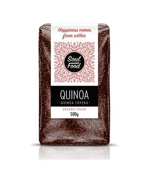 quinoa crvena