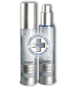 silverex sprej - srebrna voda