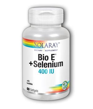 vitamin e + selen solaray kapsule