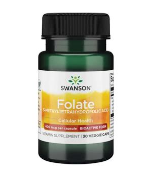 methyl folate kapsule swanson