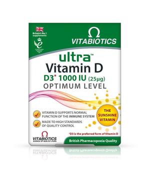 vitamin d3 ultra vitabiotics