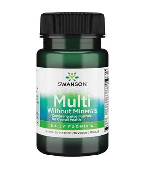 Swanson Multivitamini (bez minerala)