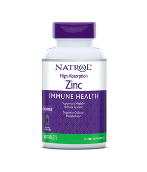 cink tablete - natrol zinc High Absorption