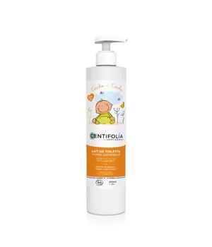 centifolia mlijeko za čišćenje lica i tijela za bebe i djecu