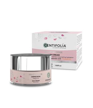Éclat de Rose® bogata krema sa hijaluronskom kiselinom i vitaminom C