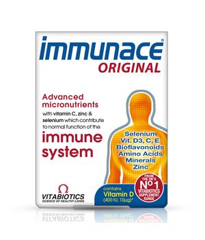 immunace original vitabiotics
