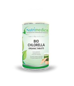 chlorella tablete